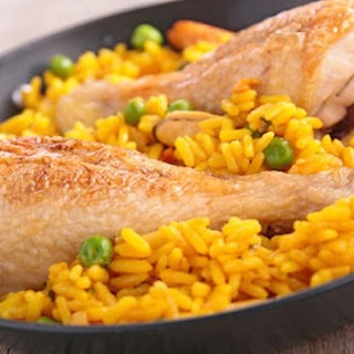 Weight Watchers Arroz con Pollo