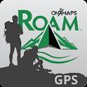 ROAM GPS:Recreation Maps&Tools icon