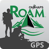 ROAM GPS:Recreation Maps&Tools