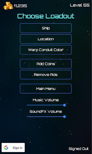Warp Drifter: Space Flow apkdebit screenshots 6