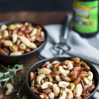 Spiced Party Nuts