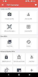 PDF Converter & Creator Pro v2.8 [Paid] [Mod] 1