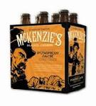 McKenzie's Pumpkin Jack Hard Cider