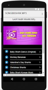 LAGU BABY SHARK MP3 - náhled