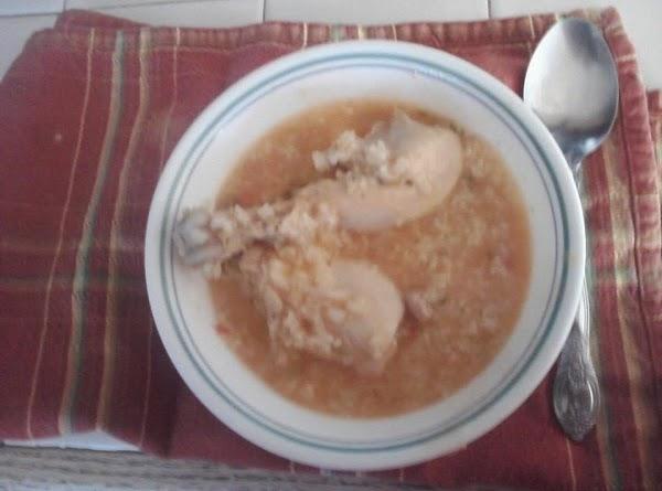 Guatemalan Chicken With Rice Recipe