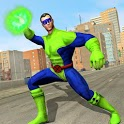 Incredible Slime SuperHero Gangster Crime City icon