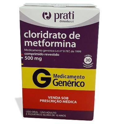 metformina 500mg 30comprimidos geolab