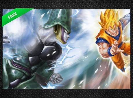 Dragon Ball Z New Tab