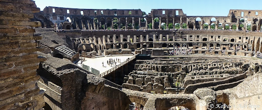 Photo: Colosseum bent 2