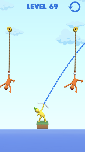 Shoot the Rope!  screenshots 2