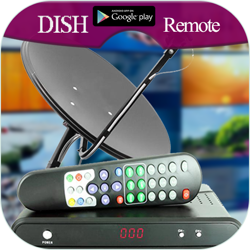 DISH/DTH TV UNIVERSAL   REMOTE
