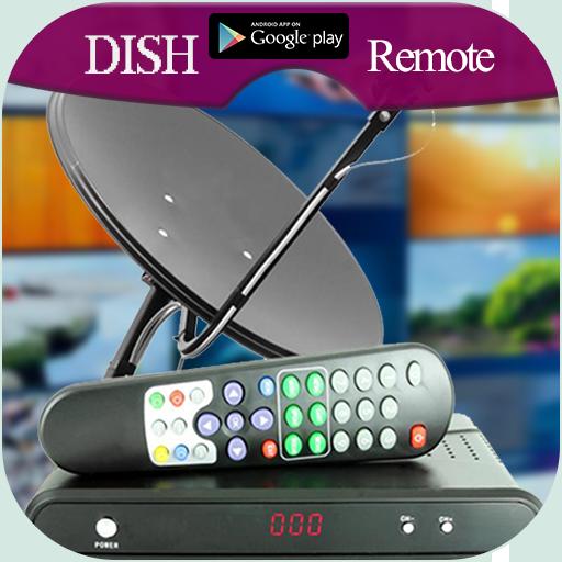 DISH/DTH TV UNIVERSAL   REMOTE