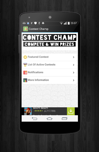 Contest Champ