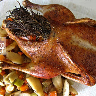 Roast Duck With Vegetables Recipes