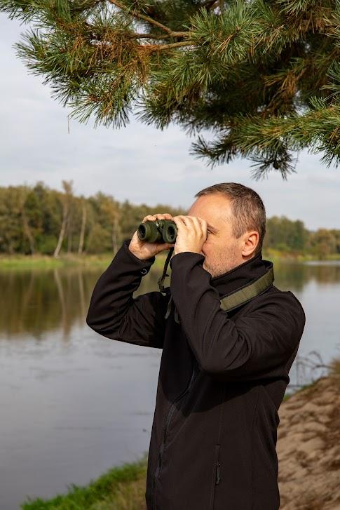 obserwacja przyrody, weekend na Mazowszu