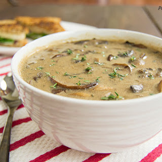Mushroom Broth Soup Recipes.