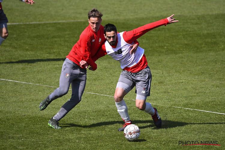 Joachim Carcela signe un nouveau contrat avec le Standard