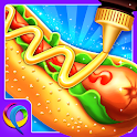 Crazy Hot Dog Maker - Crazy Cooking Adventure Game icon