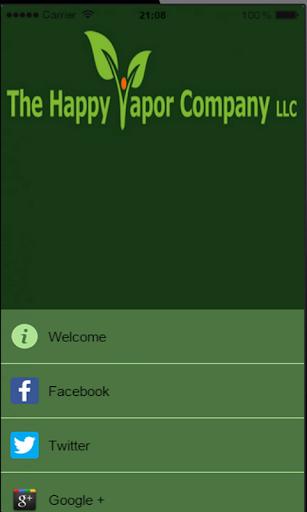 The Happy Vapor Company