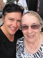 Jane Sheldon and Dotty J Bollinger photo
