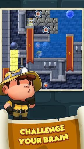 Diamond Quest: Don't Rush! screenshots 7