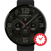 Camouflage watchface by Lionga