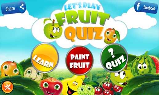 Fruit Quiz- screenshot thumbnail