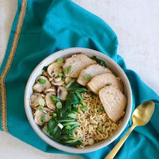 20-Minute Spicy Pork Ramen Bowl Recipe
