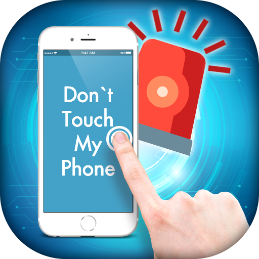 Don't touch my phone - Mobile Safety Alarm