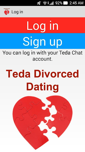 泰达离婚约会