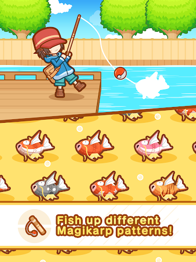Pokémon: Magikarp Jump screenshot 9