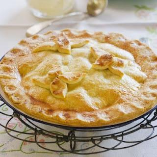 Apple and Cinnamon Pie