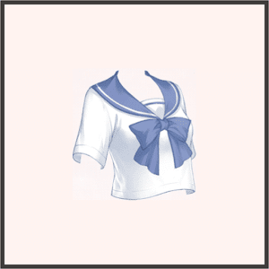 セーラー服-トップス