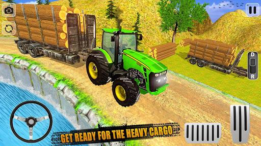 Heavy Tractor Drive Simulator 3D 1.0 screenshots 1