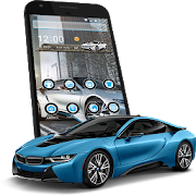 Luxury i8 Speed Fast Sport Car Theme
