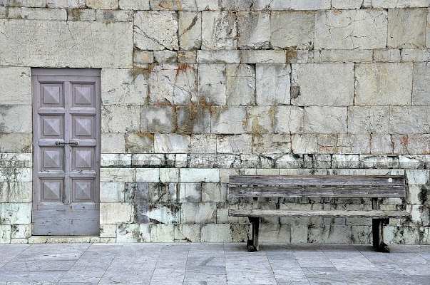 ORIZZONTALE e VERTICALE di Paolo Scabbia