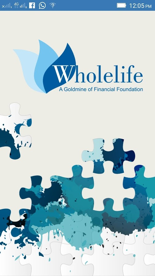 Wholelife Fin Service- screenshot