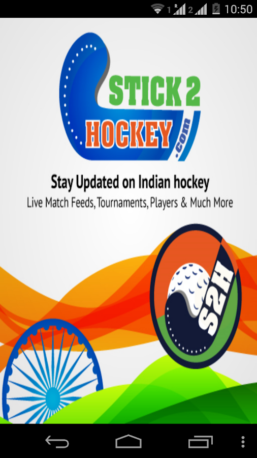 Stick2Hockey- screenshot