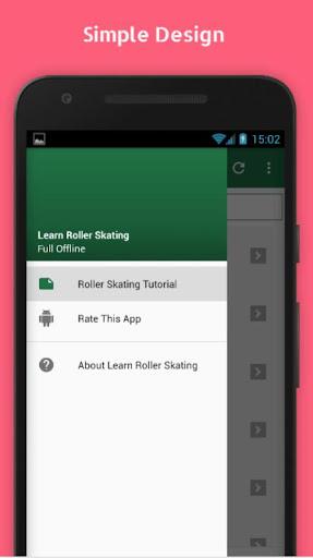 Learn Roller Skating Offline for PC