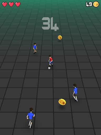 Soccer Dribble - NEW Football Dribbling Game 2018  screenshots EasyGameCheats.pro 5