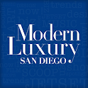 Modern Luxury San Diego icon
