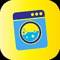 Laundry Colony: washing and ironing service icon