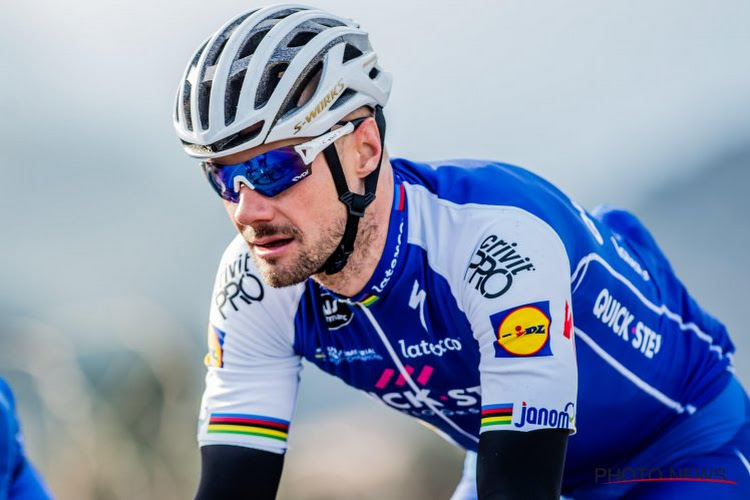 "Tom Boonen a ""faim"" avant d'aborder Paris-Roubaix"