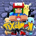 Skin Pixelmon For Minecraft PE icon