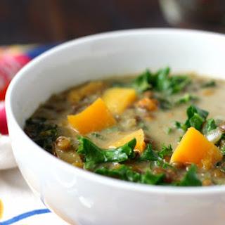 Lentil Squash Recipes