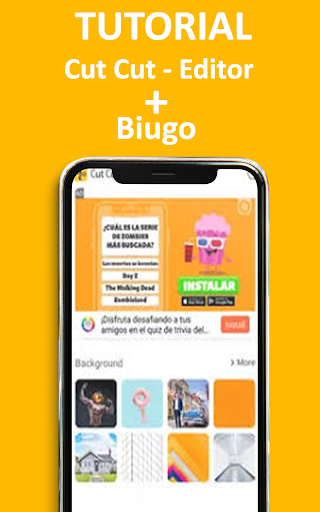 Guide Biugo + Cut Cut Editor Video Magic 1.0 screenshots 1