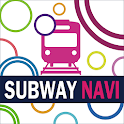 全国地下鉄ナビ icon