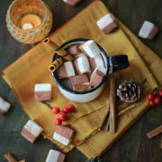 Homemade Hot Chocolate.