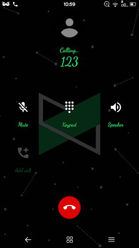 Dark Material Substratum Theme  screenshots 2