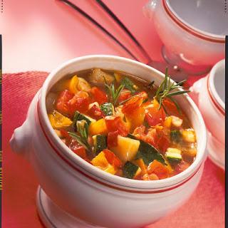 Sweet Potato and Tomato Stew.